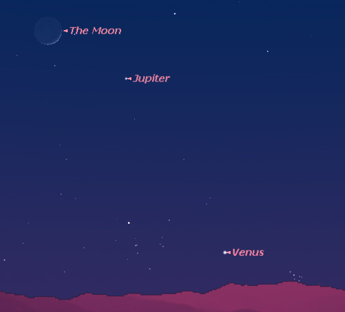 May Conjunction
