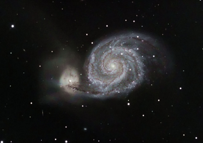 M51, by Pat Meloy