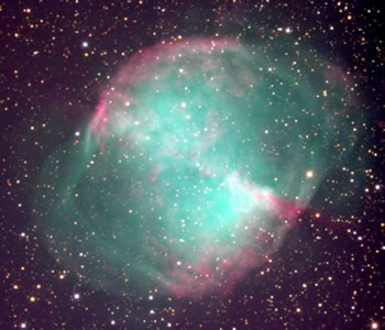 M27 - Courtesy of NOAO/AURA/NSF