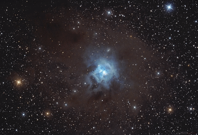 Image: Iris Nebula by Lorand F. Details below article.