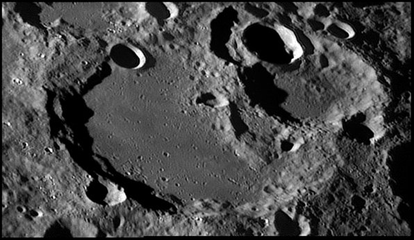 Crater Stofler - Photo Credit: Damian Peach
