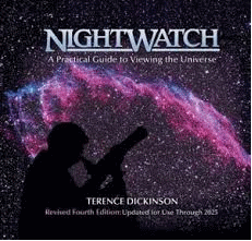 NightWatch:  A Practical Guide to Viewing the Universe by Terence Dickinson
