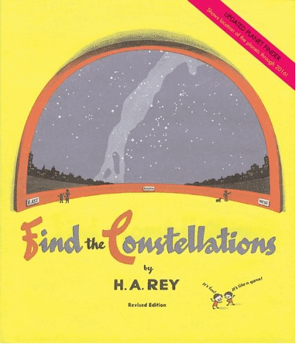 Find the Constellations by H.A. Rey (Curious George author)