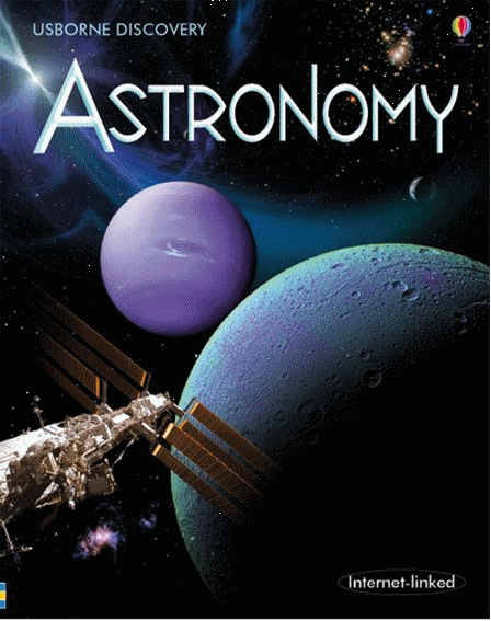 Discover: Astronomy (Usborne Discovery) by Rachel Firth