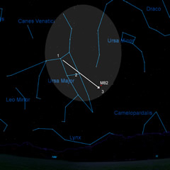 M82 - M81