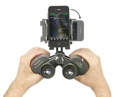 Orion Smartphone Holder for Binoculars