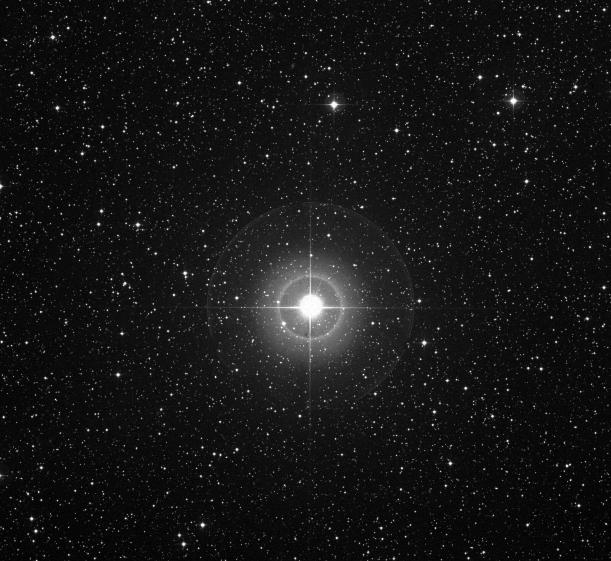 Eta Cassiopeiae - Credit: Palomar Observatory, courtesy of Caltech