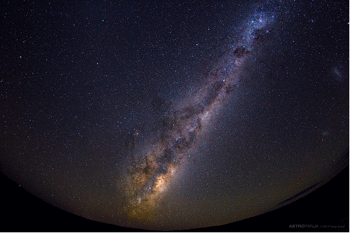 Summer Milky Way, by AstroTanja.