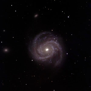 M100 - Credit: N.A. Sharp/NOAO/AURA/NSF