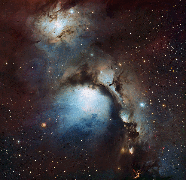 M78 - Credit: European Southern Observatory
