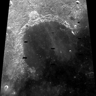 Sinus Iridum - Credit: Clementine/NASA