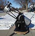 Orion SkyQuest XX12 IntelliScope Truss Dobsonian