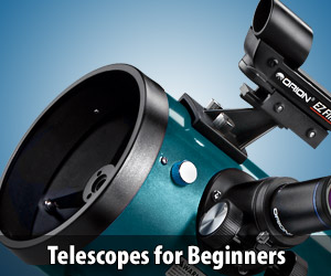 See the night sky like never before with affordable starter telescopes for beginners.