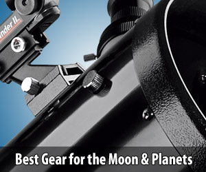 Explore Earth's nearest neighbors in the night sky with quality Orion astronomy gear.
