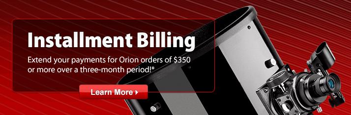 Installment Billing