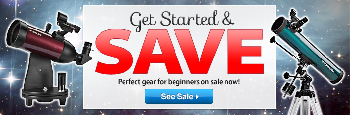 Get Started & Save Sale
