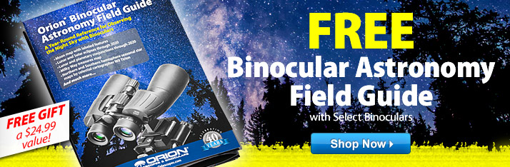 Free Binocular Astronomy Field Guide