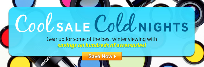 Cool Sale, Cold Nights - Savings on Hundreds of Accessories!