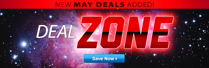 New May Deals added - Deal Zone