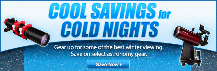 Cool Savings for Cold Nights