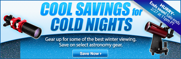 Cool Savings for Cold Nights