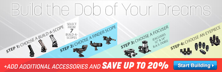 Build the Dob of Your Dreams