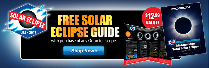 Free Solar Guide Gift with Purchase