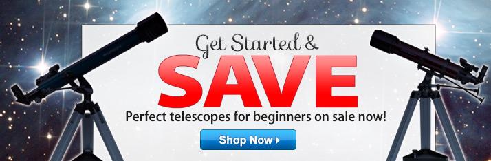 Get Started & Save Sale