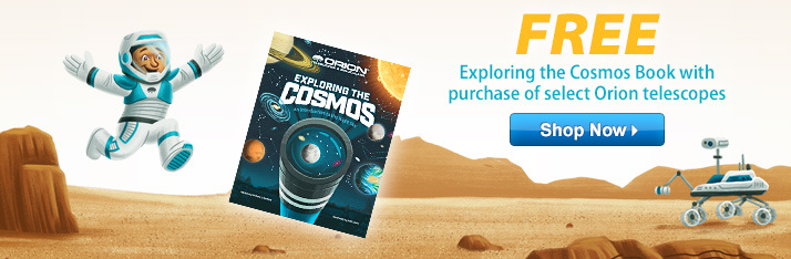 Free Exploring the Cosmos Book