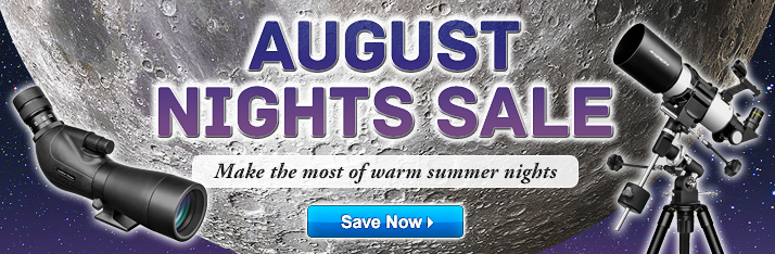 August Nights Sale