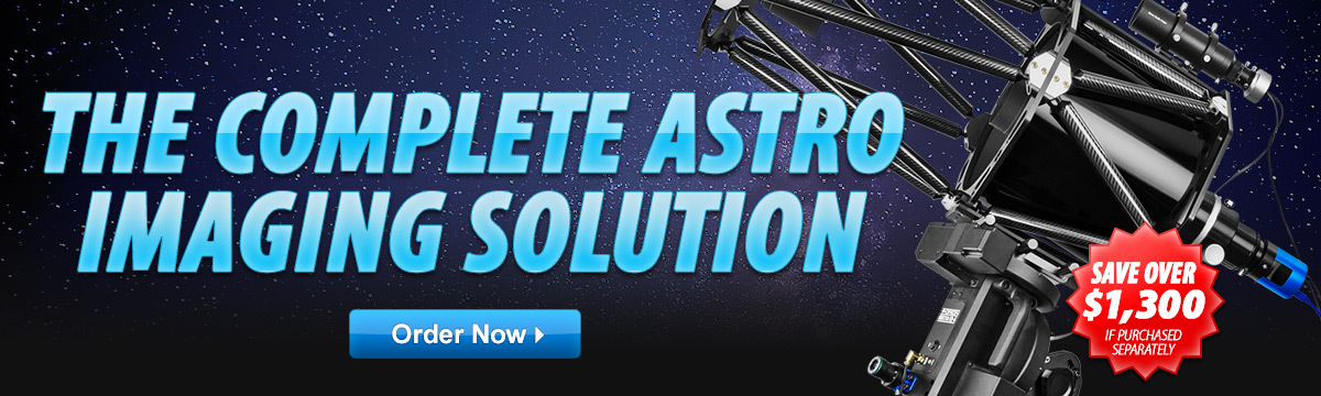 The Complete Astro Imaging Solution