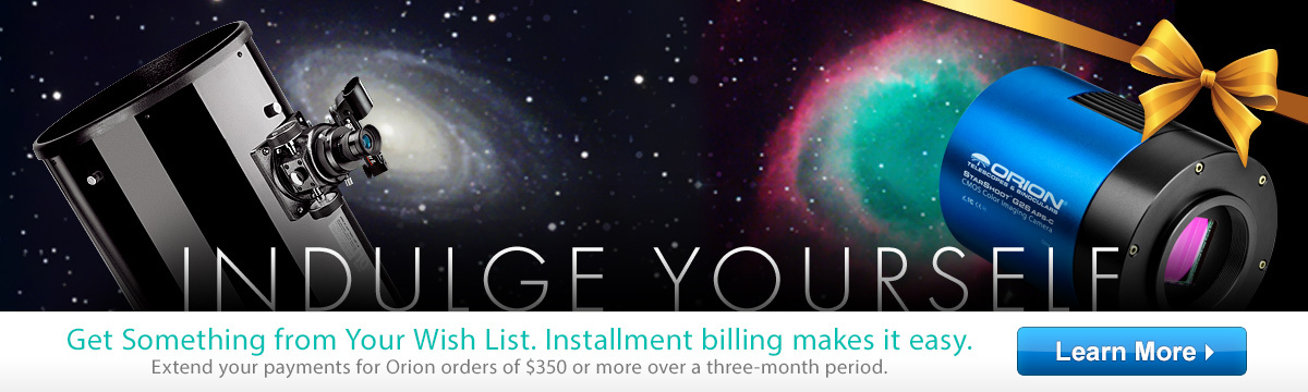 Indulge Yourself with Installment Billing!