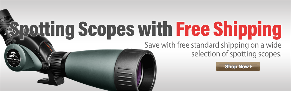 Spotting Scopes with Free Shipping
