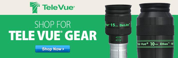 Shop for Tele Vue Gear