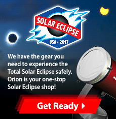 We have the gear you need to experience the Solar Eclipse safely.