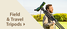 Field & Travel Tripods