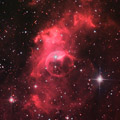 NGC7635 - The Bubble Nebula