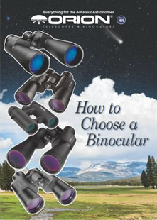Orion eCatalog: How to Choose a beginner telescope