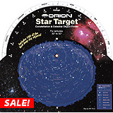Orion Star Target Planisphere, 30-50 degree