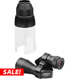 Orion 8x20 Compact Monocular with 30x Microscope Stand
