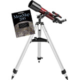 Orion StarBlast 70mm Altazimuth Travel Refractor Telescope
