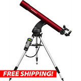 Orion StarSeeker IV 80mm GoTo Refractor Telescope