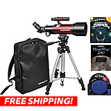 Orion GoScope III 70mm Refractor Telescope Kit