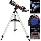 Orion StarBlast 70 Altazimuth Travel Refractor Telescope Kit