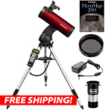 Orion StarSeeker IV 114mm GoTo Reflector Telescope Kit