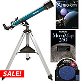 Orion Observer 60mm AZ Refractor & Starter Kit