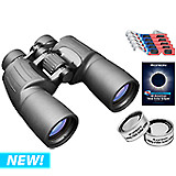 Orion 10x50 E-Series WP Binocular Solar Eclipse Kit