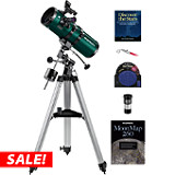 Orion StarBlast 4.5 EQ Telescope & Beginner Barlow Kit