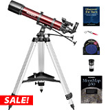 Orion StarBlast 90mm AZ Telescope & Beginner Barlow Kit