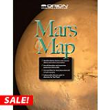 Orion Mars Map & Observing Guide